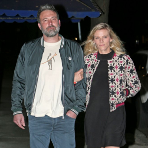 Lindsay Shookus and Ben Affleck